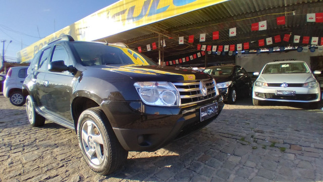 Duster 1.6 2012 Novíssima (Manual) - Foto 13