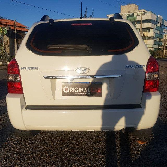 Hyundai Tucson Gls 2016 Automática (gnv) - Foto 2