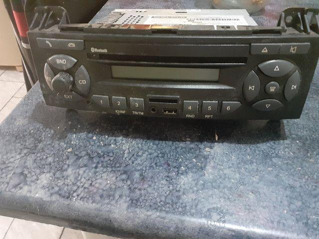 Vende se rádio da sprinter 515