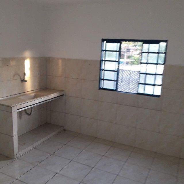 Alugo Casa 2 quartos no sapê local tranquilo - Foto 3
