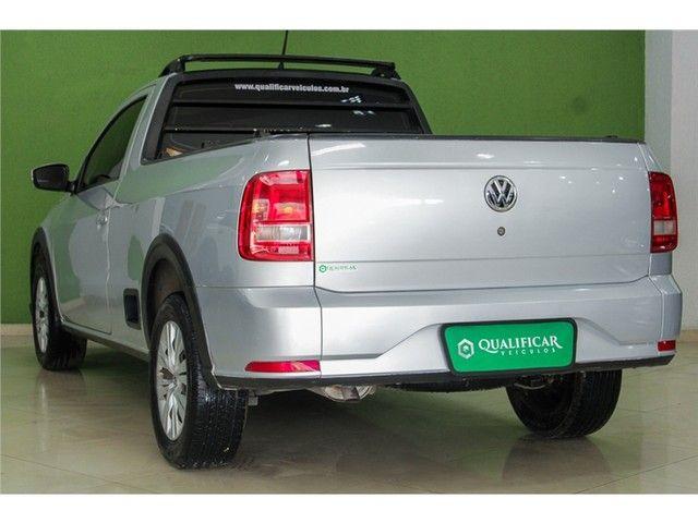 Volkswagen Saveiro 2019 1.6 msi trendline cs 8v flex 2p manual - Foto 8