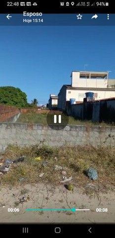 Terreno 12,60 x 31,65 em Praia azul - Pitimbu