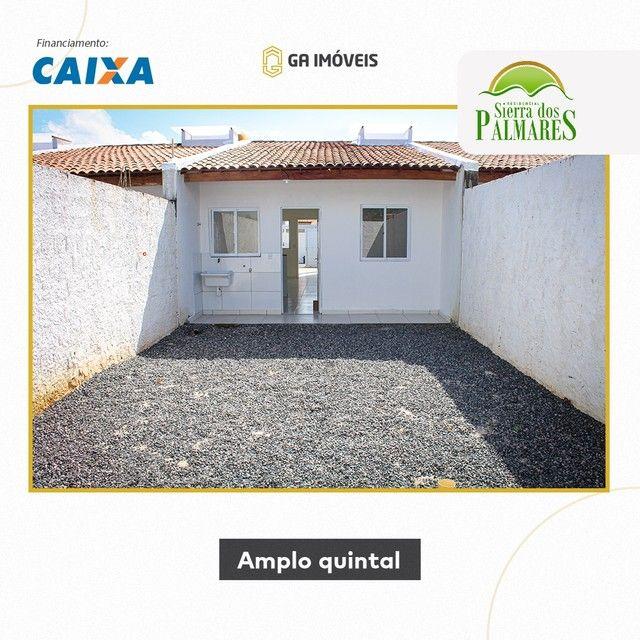 Lindas casas novas em Palmares, Pernambuco, 2 quartos, amplo quintal por apenas 130mil! - Foto 8