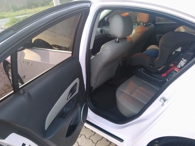 Cruze LTZ automático 2014 Único dono, raríssimo modelo na cor Rosa. - Foto 5