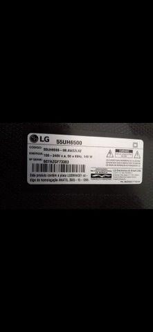 Smart TV Ultra HD 4K 55'' 55UH6500 - Foto 3