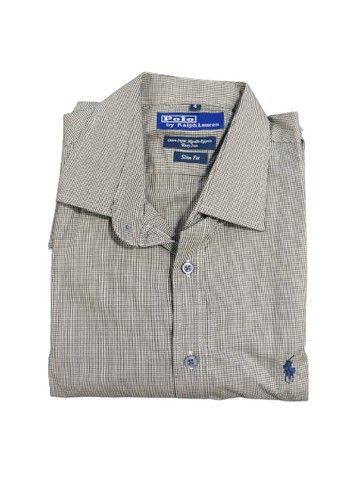 Camisa Xadrez e Listrada Arraia Kadex - Foto 4