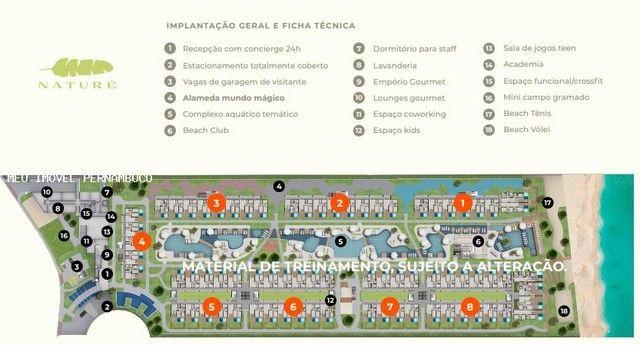 Apartamento 2 Quartos para Venda em Ipojuca, Muro Alto, 2 dormitórios, 1 suíte, 1 banheiro - Foto 3