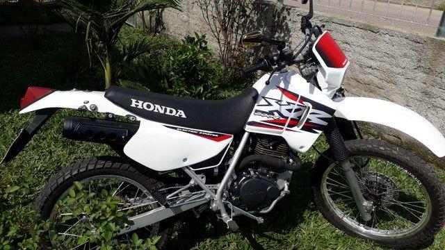 vendo Honda XR 200R  - Foto 2