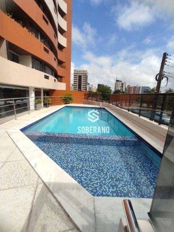 Apartamento com 3 dormitórios para alugar, 126 m² por R$ 3.000,00/mês - Manaíra - João Pes - Foto 17
