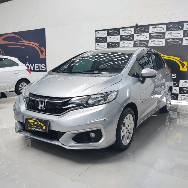 Honda fit lx aut o mais barato e impecavel - Foto 16