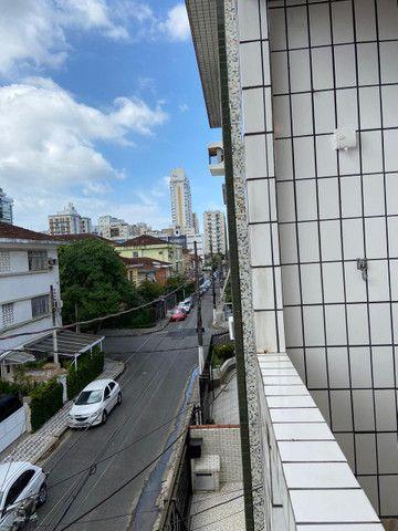 Apartamento à venda com 2 dormitórios em Embaré, Santos cod:159713 - Foto 2
