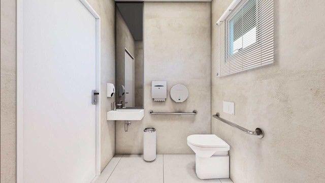 Apartamento com 1 dorm, Canto do Forte, Praia Grande - R$ 246 mil, Cod: 123 - Foto 4