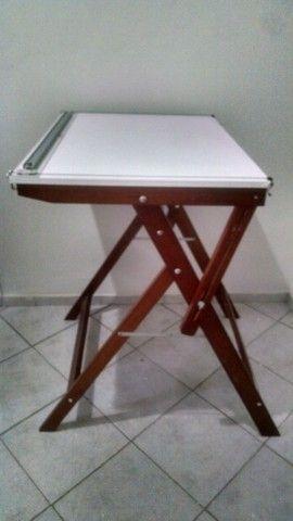 Mesa para desenho (prancheta)