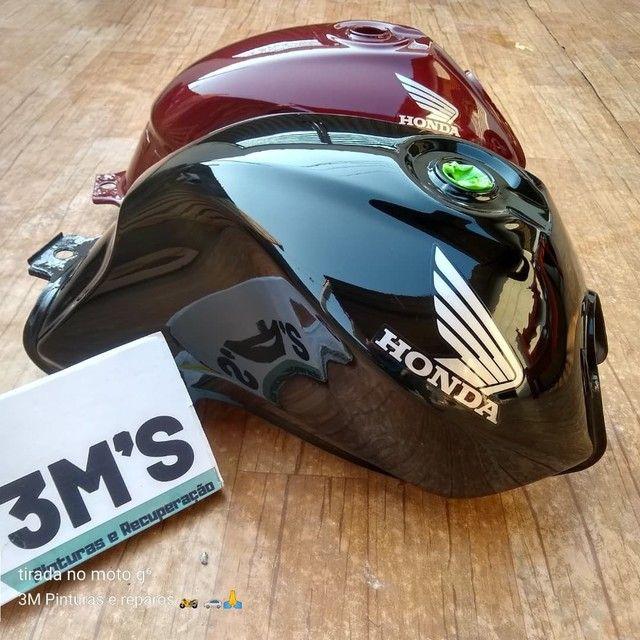 Pensou em renovar sua moto.. 3M pintura - Foto 2