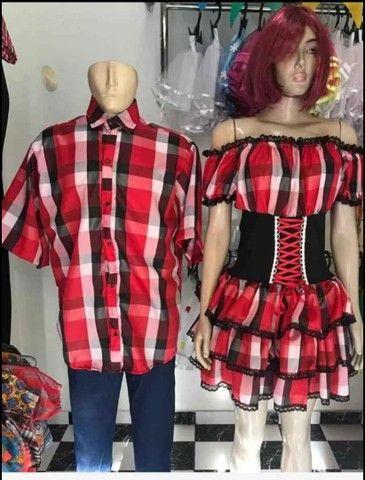 Festa  junina vestido  - Foto 4