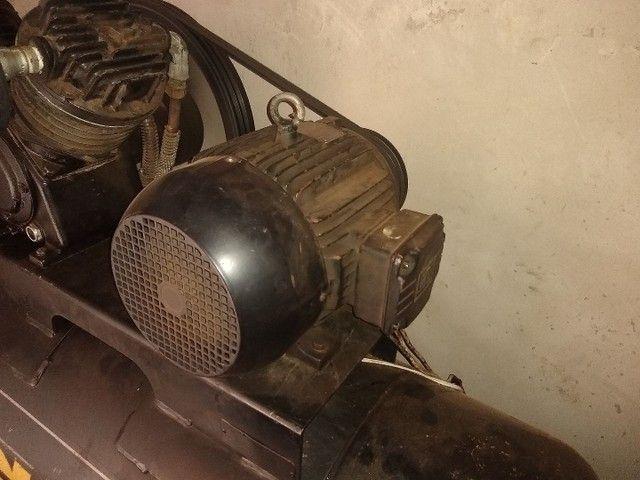 Compressor de ar industrial chuz