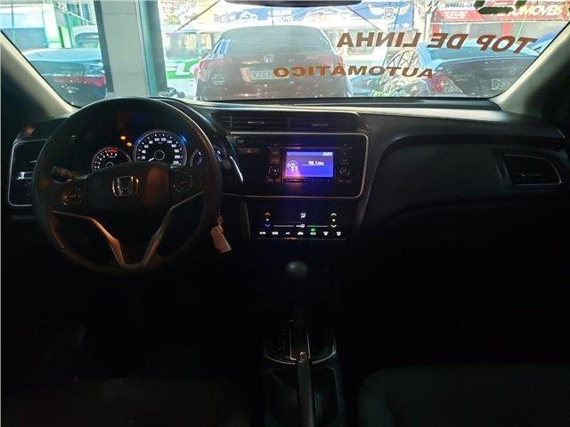 Honda City 2018 1.5 ex 16v flex 4p automático - Foto 9