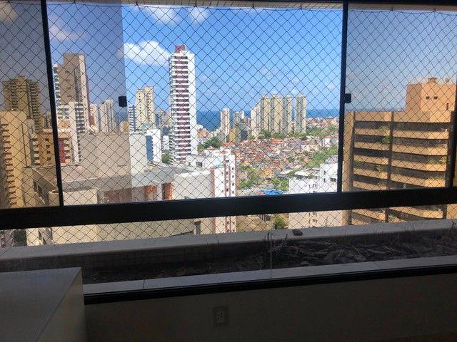 Apartamento p/ aluguel e venda, 263 m2, 4 suítes no Horto Florestal / Waldemar Falcã - Sal - Foto 4