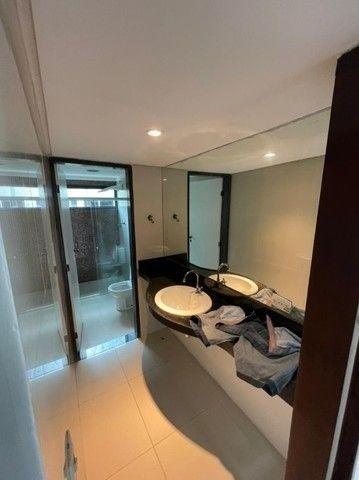 Casa com suítes, área de lazer completa, piscina privativa e 5 vagas. - Foto 14