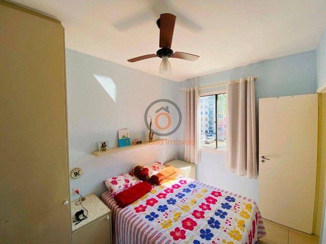 Apartamento para venda possui 63 metros quadrados com 2 quartos - Bairro Santa Branca - Foto 15