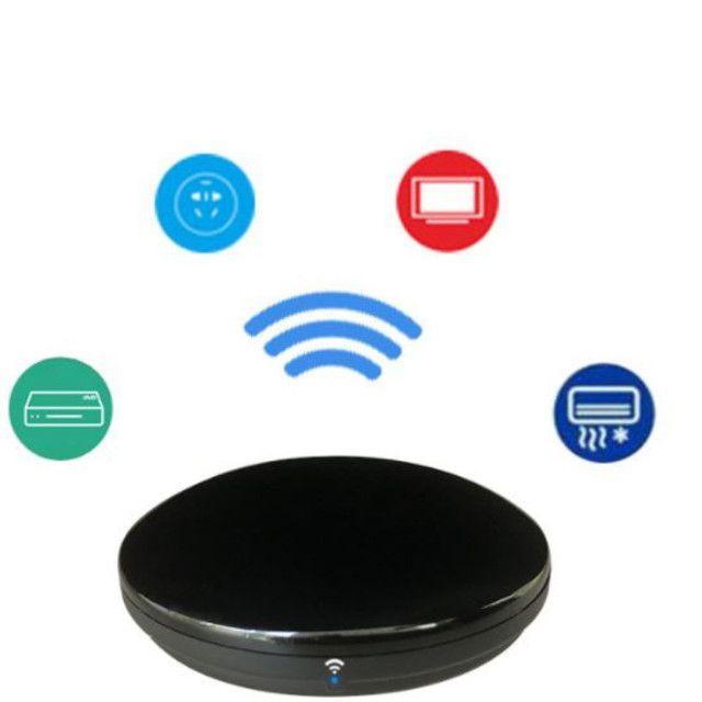 Controle Remoto Wifi Tuya - Alexa Google Home Tipo C - Foto 5