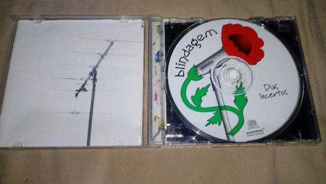 CD Blindagem Dias Incertos - Foto 2