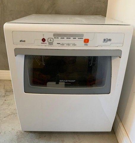 Lava-Louça Brastemp (modelo BLF08AB) bivolt pouquissimo usada!
