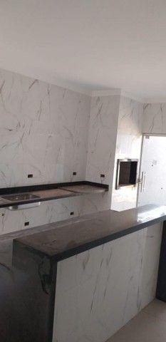 Casa com 3 Qtos sendo 2 suítes à venda, 117 m² por R$ 580.000 - Parque Residencial Rita Vi - Foto 6
