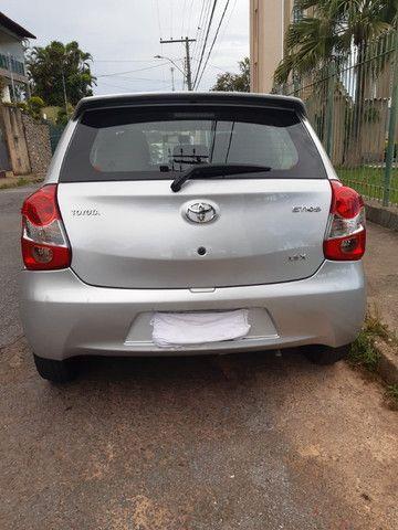 Toyota Etios 1.3X Completo 2016/17 - Foto 4