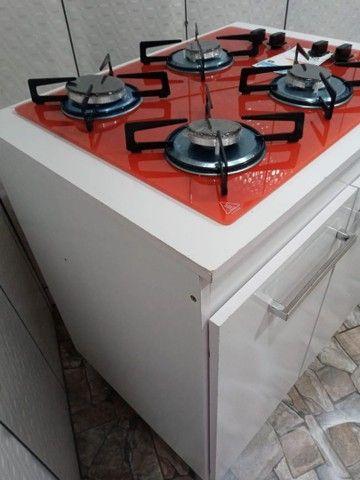 Vendo fogao cooktop novo ñä caixa com balcao - Foto 6