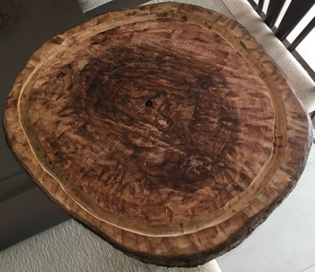 Tábua para churrasco de madeira  - Foto 2