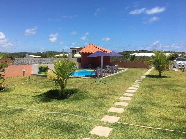 Linda casa em condomínio fechado em Porto de Sauípe - BA / venda e aluguel temporada. - Foto 3