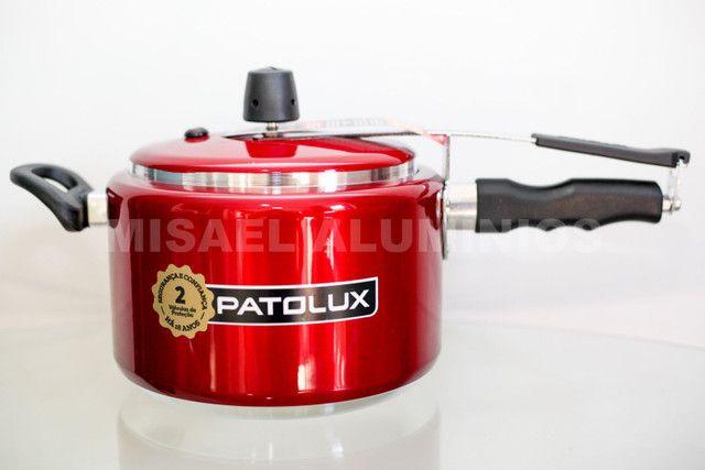 Panela de pressão 5 litros patolux  - Foto 2