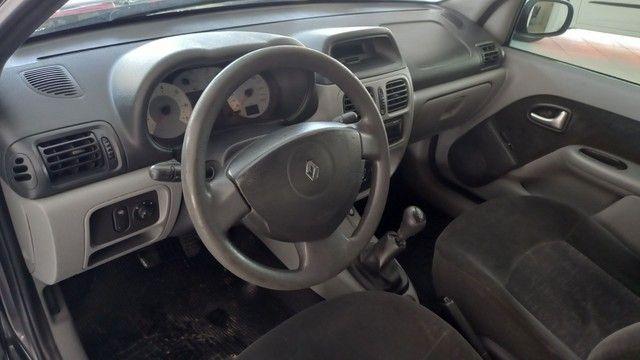Clio sedan 1.6 expression 2007 completo  - Foto 11