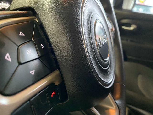 Jeep Renegade  2017-unico dono - sport motor 1.8 flex -Automático-2021 vistoriado - Foto 13