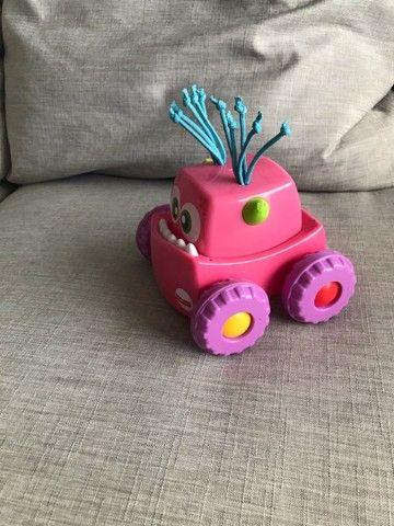 Brinquedo Fisher Price - Carro Monstro