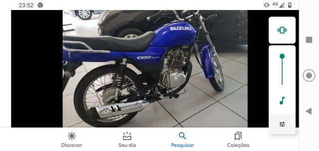 Vendo Scooter Suzuki GS 120 - Foto 5