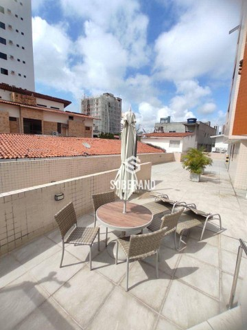 Apartamento com 3 dormitórios para alugar, 126 m² por R$ 3.000,00/mês - Manaíra - João Pes - Foto 15
