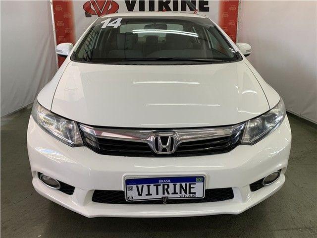 Honda Civic 2014 2.0 lxr 16v flex 4p automático - Foto 3