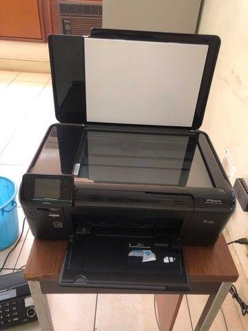 Máquina de fax é uma HP Photosmart - Foto 4
