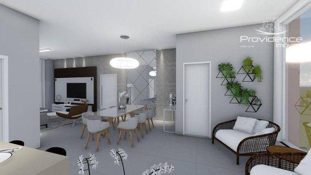 Apartamento com 3 dormitórios à venda, 130 m² por R$ 600.000,00 - Jardim La Salle - Toledo - Foto 15