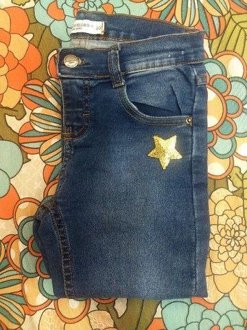 Calça jeans Palomino Tam 10 Nova - Foto 4
