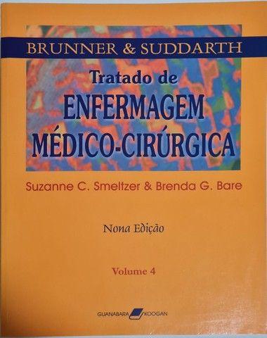 Tratado de enfermagem médico cirurgica Brunner - Foto 5