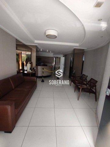 Apartamento com 3 dormitórios para alugar, 126 m² por R$ 3.000,00/mês - Manaíra - João Pes