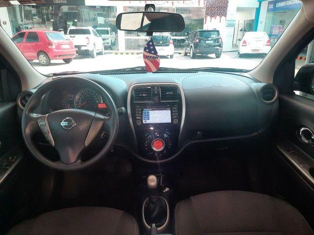Nissan March SL 1.6 apenas 60mil km - Foto 11