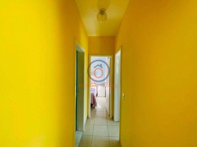 Apartamento para venda possui 63 metros quadrados com 2 quartos - Bairro Santa Branca - Foto 7
