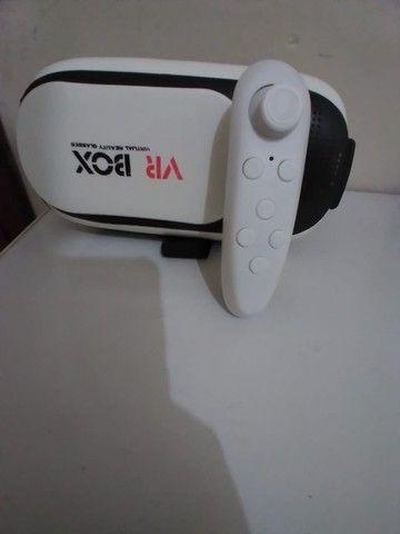 Oculos realidade virtual.