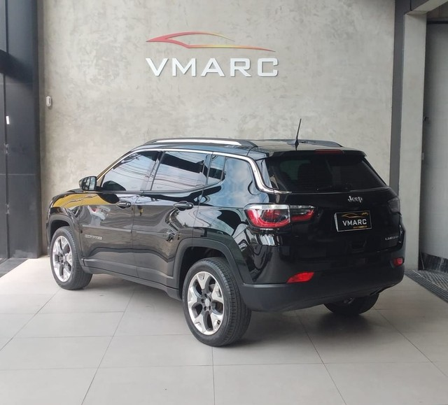 Jeep Compass 2.0 16V Limited 2017 - Foto 3