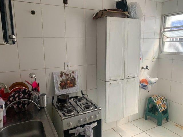 Apartamento para venda com 62m2  com 3 quartos em Aparecida - Santos - São Paulo BNH - Foto 9
