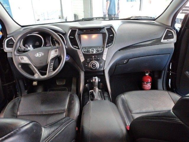 Hyundai Santafé GLS 3.3l V6 2014 - Foto 6